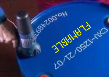 Stencil Machine Product Identification Coding And Marking