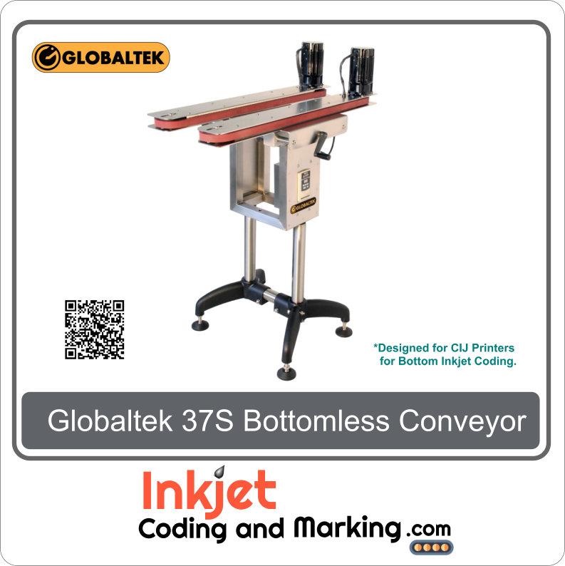 Globaltek 37s Bottomless Conveyor Side Grip Transfer